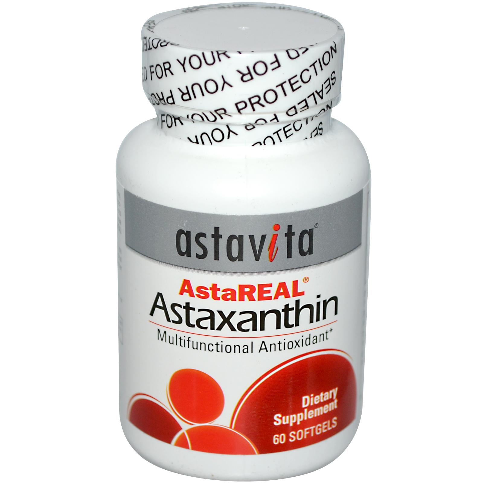 What Is Natural Astaxanthin Used For